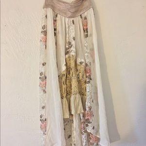 New Romantics Free People Skirt